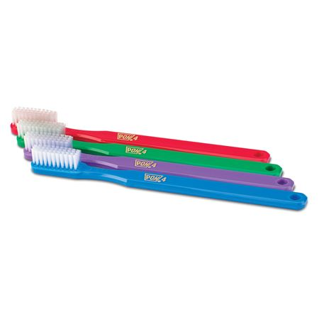 POH Adult Toothbrushes - Bulk 144/Box