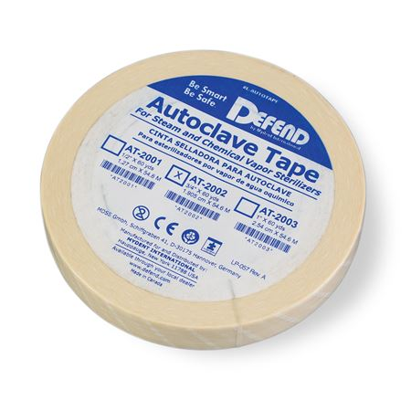 "Autoclave Indicator Tape 3/4"" Wide"