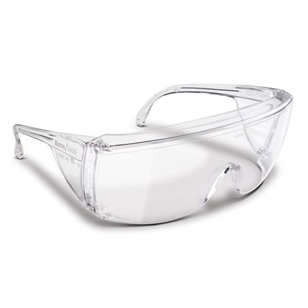 Clear Encon 1400 Safety Glasses 3-Pack