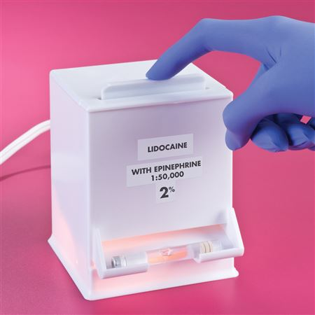 Cartridge Warmer And Dispenser