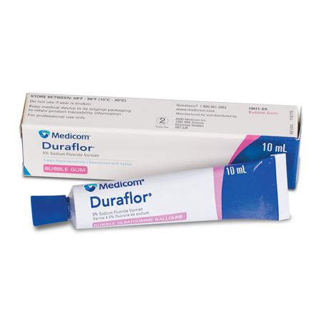 Duraflor Sodium Fluoride Varnish