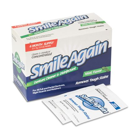 Smile Again Denture Cleaner