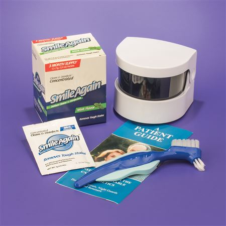 Smile Again Removable Appliance Home Care Kit