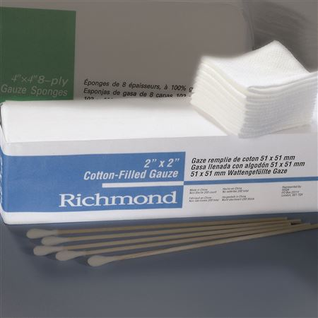 Richmond Dental 2 X 2 Non-Sterile Sponges