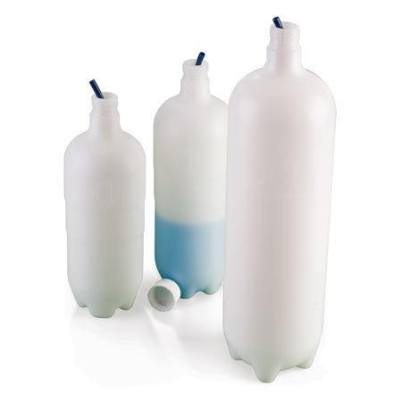 Heavy-Duty Two-Liter Water Bottle
