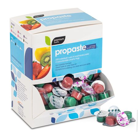 Assorted ProPaste Prophy Paste