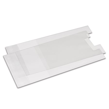 Fog-Free Mirror Barrier Sleeves
