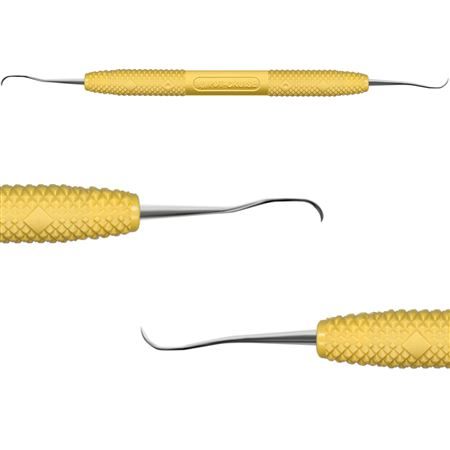Micro Sickle Posterior Scaler R134 1/Each