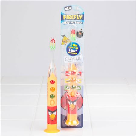 Angry Bird Ready Go Brush