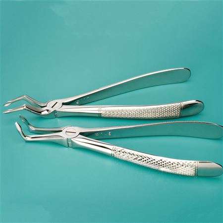 Bone Preservation Root Tip Forceps Set