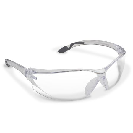 Gray Achieva Safety Glasses