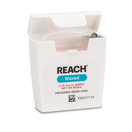 Reach Waxed Dental Floss - 144
