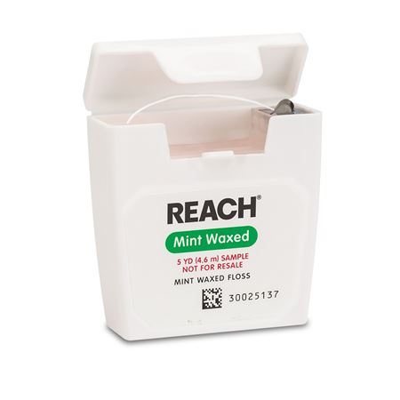 Reach Mint Waxed Dental Floss - 144