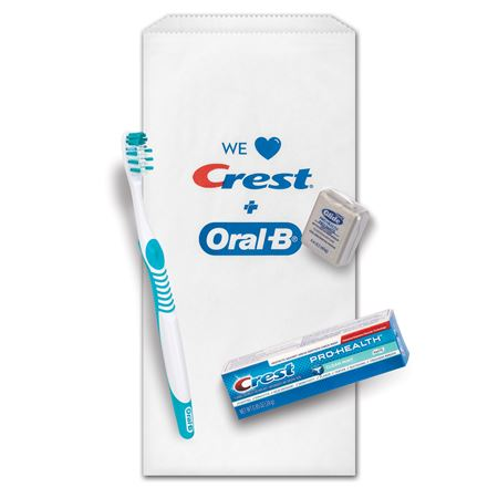 Oral-B Daily Clean Solution Manual Bundle 72/Box