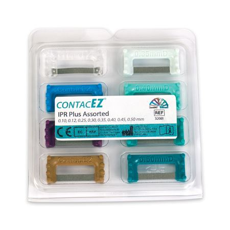 ContacEZ IPR Plus Assortment Pack Strip Refills - 8 Pack