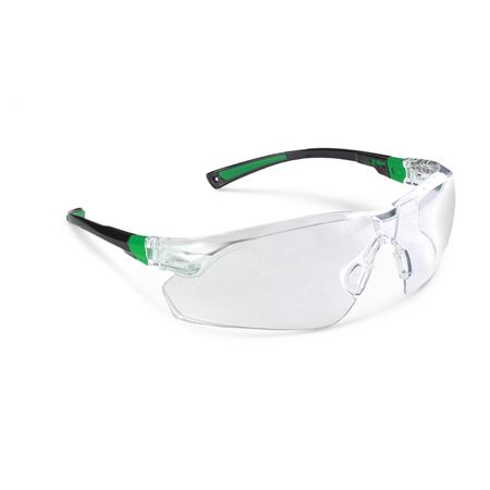 506 Up Clear Safety Glasses