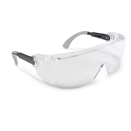 519 Safety Glasses - Clear Lens
