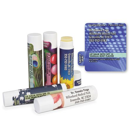 Tech Graphic Lip Balms - Bulk