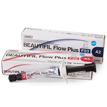 BEAUTIFIL Flow Plus F00 Syringe