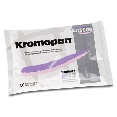 Kromopan  Alginate 100 1 Lb. Bag