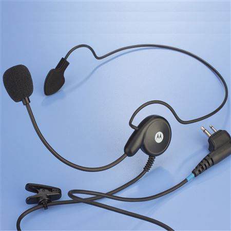 Lightweight Behind-The-Head Headset