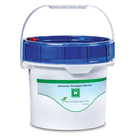 3.5 Gallon Amalgam Bucket
