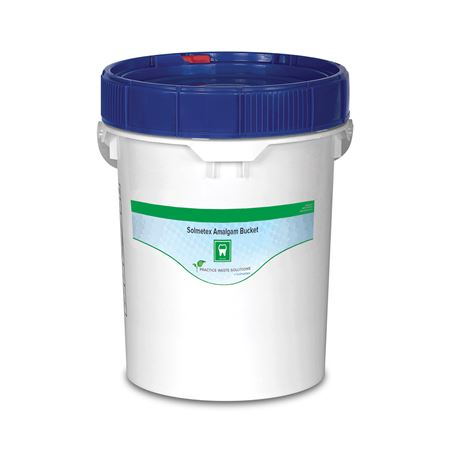 5 Gallon Amalgam Bucket