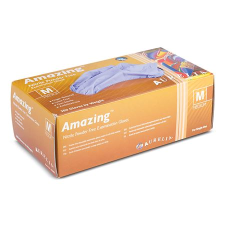 Aurelia Amazing Nitrile PF Gloves