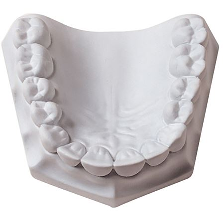 Orthodontic Plaster 20 Lb. Carton