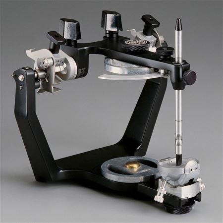 Modular Articulator With Adjustable Bennett & Orbital Indicator 1/Each
