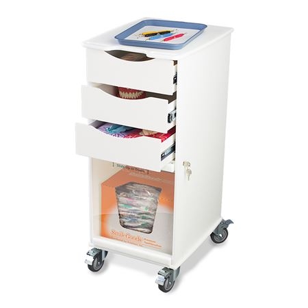Core SP Space Saving Cart with Door