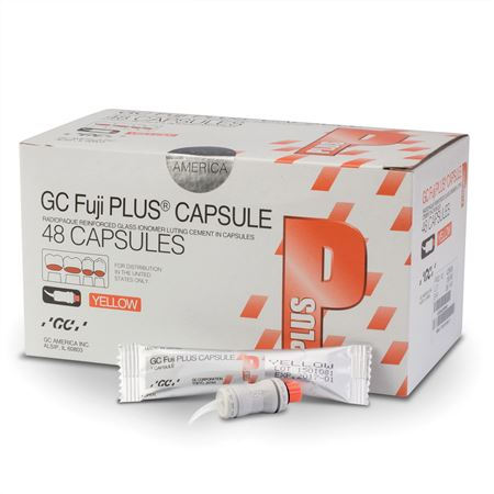 GC Fuji Plus Capsule Package