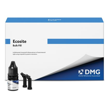 DMG Ecosite Bulk Fill Safetips Intro Kit