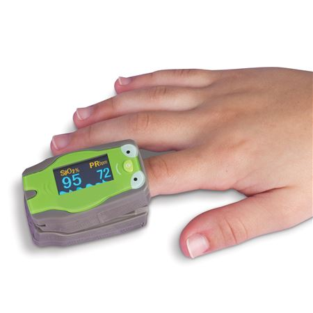 Frog Pediatric Pulse Oximeter