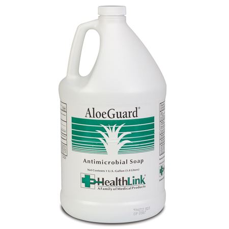 Aloeguard Soap Gallon Refill