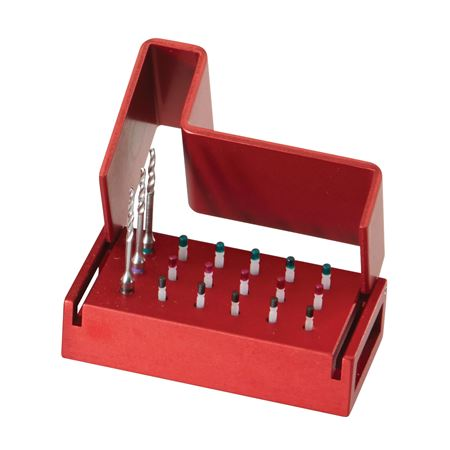 Fibrekleer 4X Tapered Post and Drill Kit