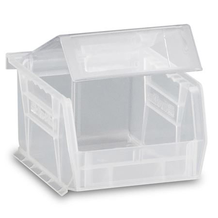Clear AkroBins Lid For 7138010