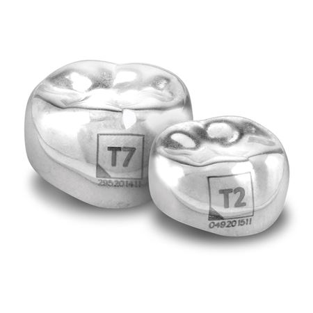 Acero3S LR 2nd Molar T - 5/Pack