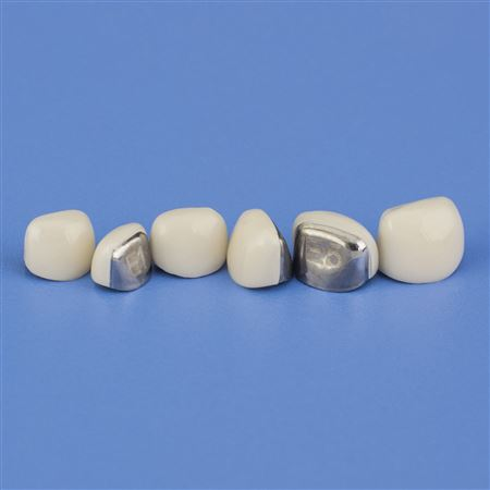 Aceroes Esthetic Primary Anterior Crown For Upper Right Central Incisor E