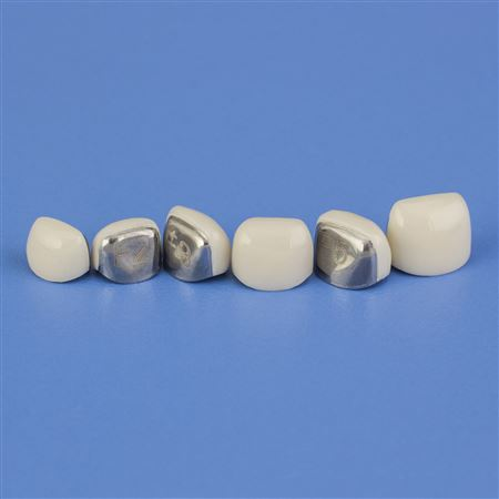 Aceroes Esthetic Primary Anterior Crown For Upper Left Central Incisor F