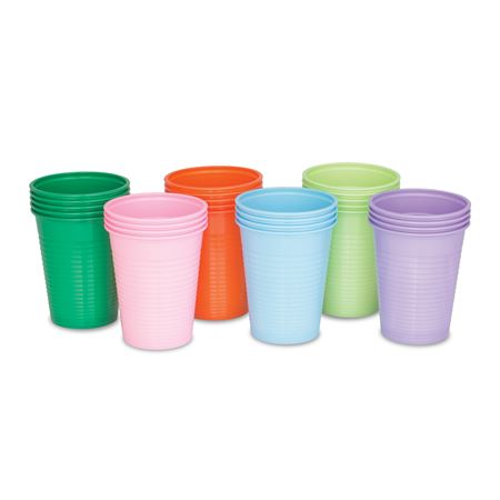 Monoart Mix Plastic Cups