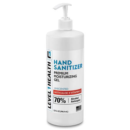 32 oz. Premium Moisturizing Hand Sanitizer Gel 1/Each