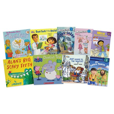 Childrens Dental Library Set B