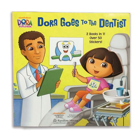 Dora Goes To The Dentist