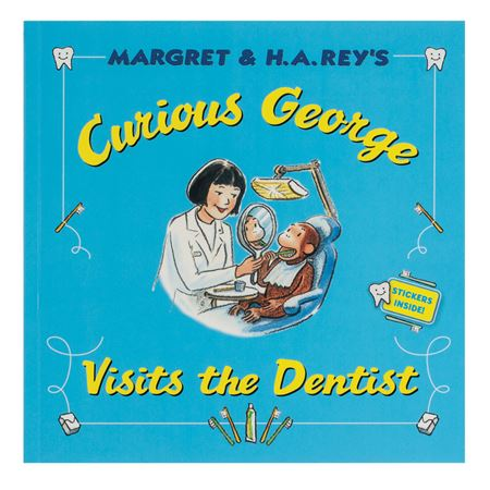 Curious George Visits The Dentist Book