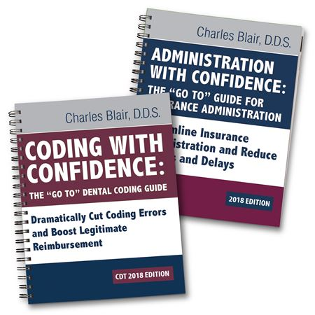 Coding/Administration with Confidence 2018 Book Set