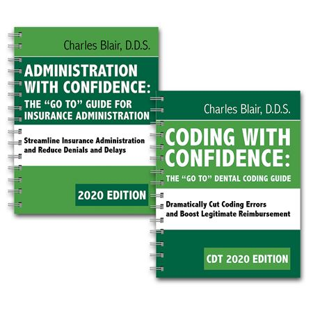 Coding/Administration with Confidence 2020 Set