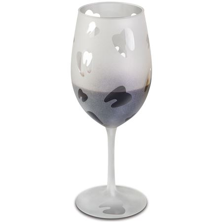 17.5 oz. Etched Wine Glass
