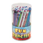Fun Pencils Canister 144/Gross