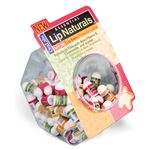 Lip Naturals Lip Balms Fishbowl 100/Each